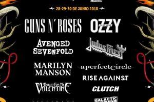 Download Festival desvela su cartel por días y añade Arch Enemy a su programación