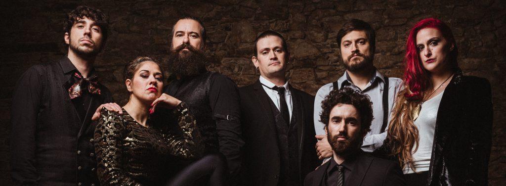The Lákazans presenta su nuevo disco 'Sandwina'