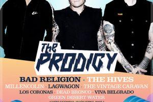 the prodigy al tsunami Xixónn