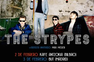 the strypes en bilbao madrid y barcelona este fin de semana