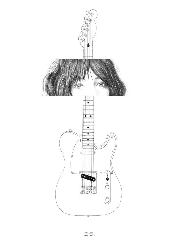 Cartel completo de She Is Music Pill, homenaje a la mujer en la música