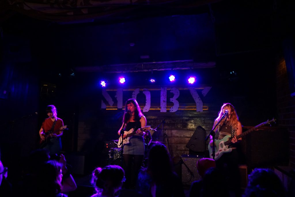Cronica Hickeys en Madrid sala moby dick club