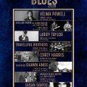 Gigantes del Blues vuelve con segunda edición a la sala Clamores.