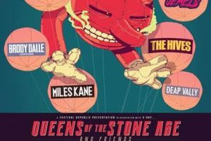 Queens of the stone age best show ever at finsbury park