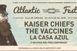 Atlantic Fest confirma a Kaiser Chiefs y la casa azul