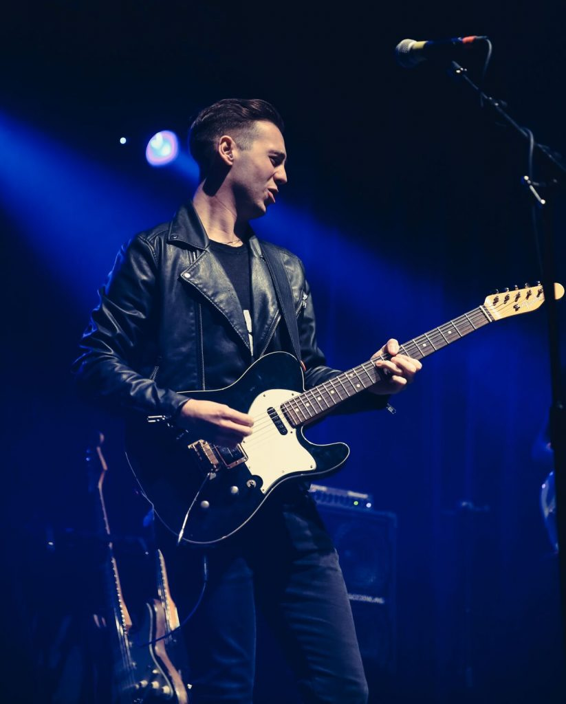 Laurence Jones, la joven figura del blues rock mundial presenta 'The Truth' en una gira en Abril
