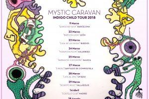 indigo child tour de Mystic caravan