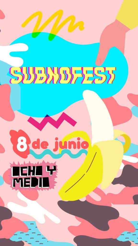 llega el subno fest a Madrid