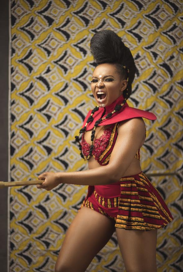 Yemi Alade la reina del afropop visita Barcelona