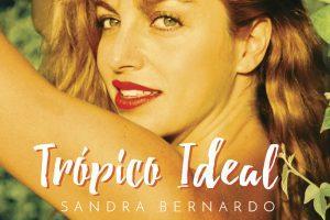 sandra bernardo presenta su primer lp en el café berlín de Madrid