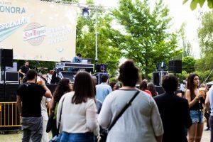 Cheshire DJ en Palencia Sonora 2016 | Foto: Montse Sing