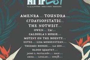 AMFEst suma nombres a su cartel