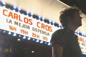 carlos cross en la sala Fun House en Madrid
