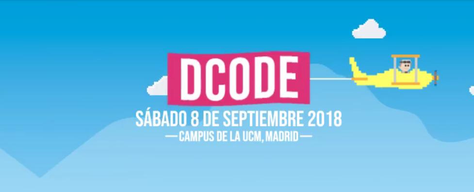 dcode 2018 vuelve el 8 de septiembre