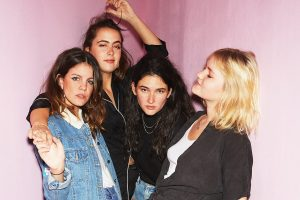 i don´t run, the hinds presentan disco en Sound Isidro