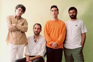 mikel laboa por Delorean en el Teatro Lara mañana en Madrid