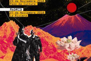 morcheeba madrid presentando nuevo disco