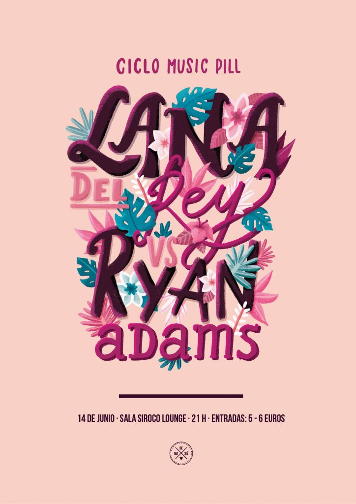 Ciclo Music Pill: Lana del Rey vs Ryan Adams