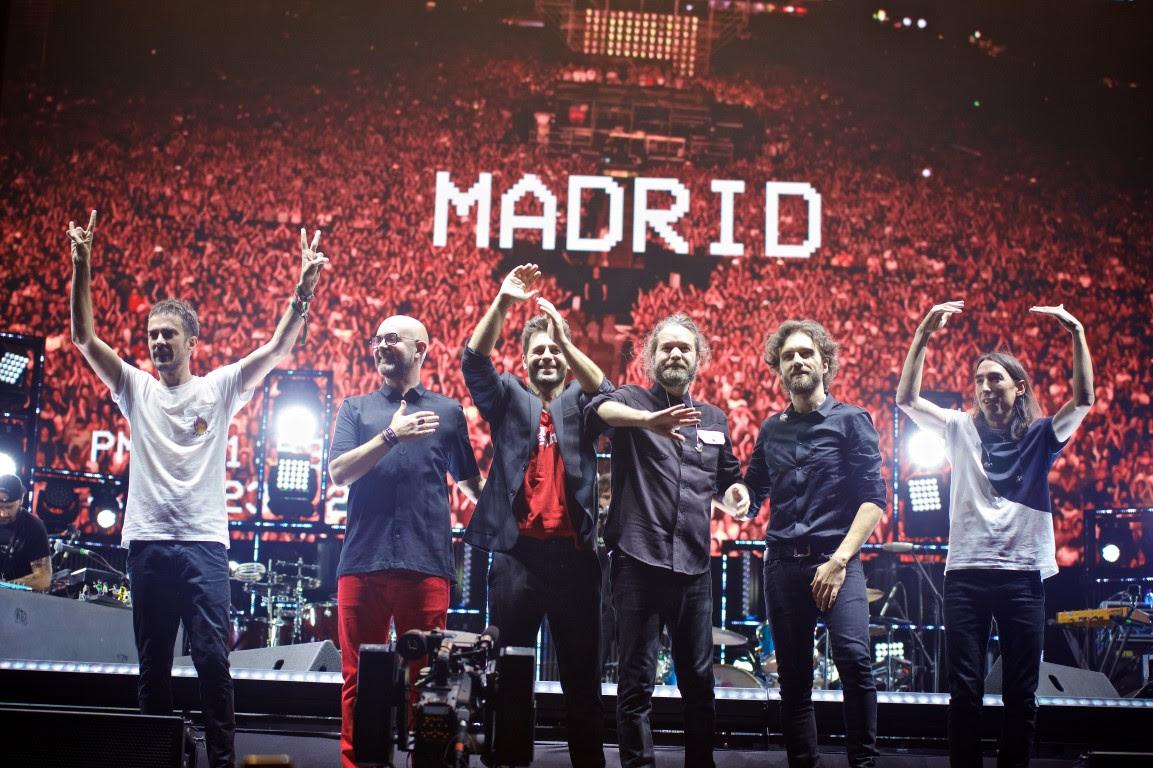 Vetusta Morla Madrid 2018 by María Macías