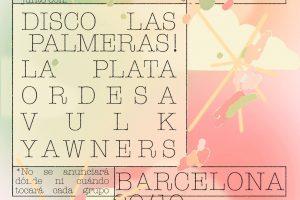 cala vento fin de gira en Madrid y Barcelona