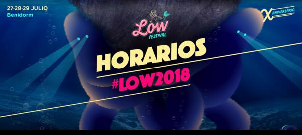 horarios low