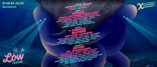 low festival 2018 horarios