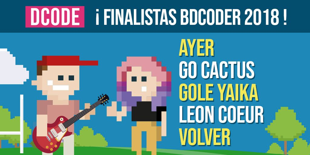 finalistas del bdcoder