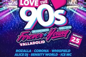 love the 90s valladolid hor