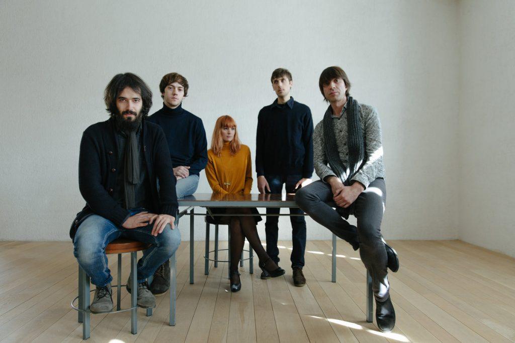 Dolorosa presentan nuevo disco en Madrid