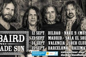 dan baird and homemade sin de gira