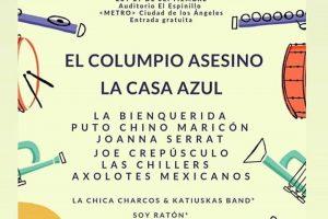 Indyspensable 2018 con La Casa Azul, Las Chillers, El columpio Asesino y más en MAdrid
