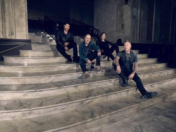 metallica gira en 2019 españa