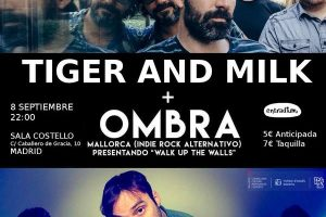 ombra y tiger and milk en costello sept