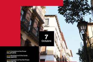 Cartel_Festival Celebra tu Calle_Domingo 9 de octubre