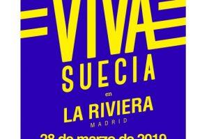 Viva Suecia en la riviera