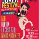 joker festival llega a cinco ciudades con el joker de la primitiva