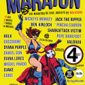maraton djs de malasaña vuelve el jueves 4 de octubre a Madrid