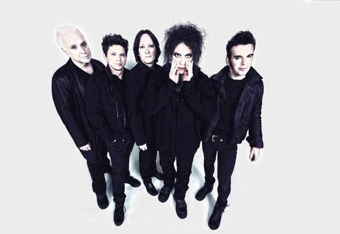 the cure cabeza de cartel del nos alive