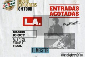 SAN mIGUEL mUSIC eXPLORER oN tOUR