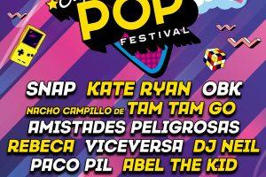super pop el sábado en madrid