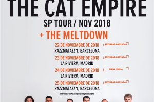 the cat empire sola nuevo tema con depedro
