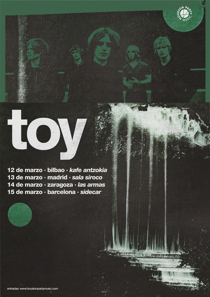 toy gira marzo happy in the hollows