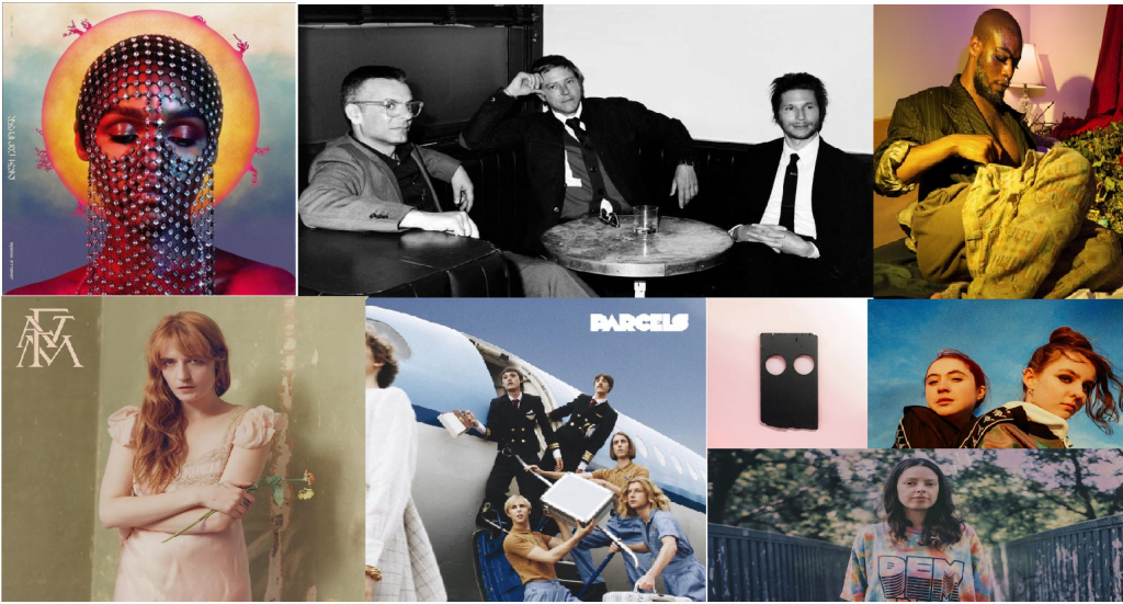 best albums 2018 notedetengas