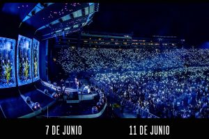 ed sheeran en madrid y barcelona