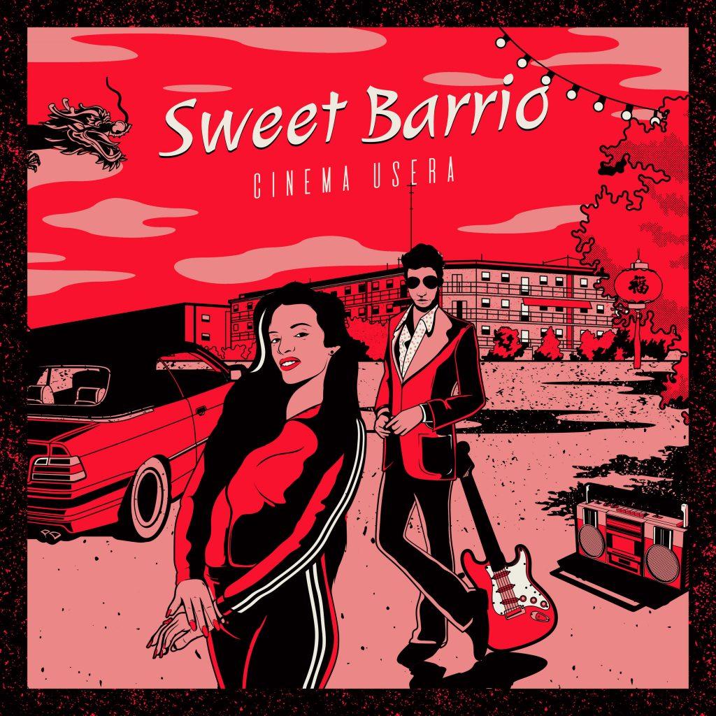 sweet barrio cinema usera
