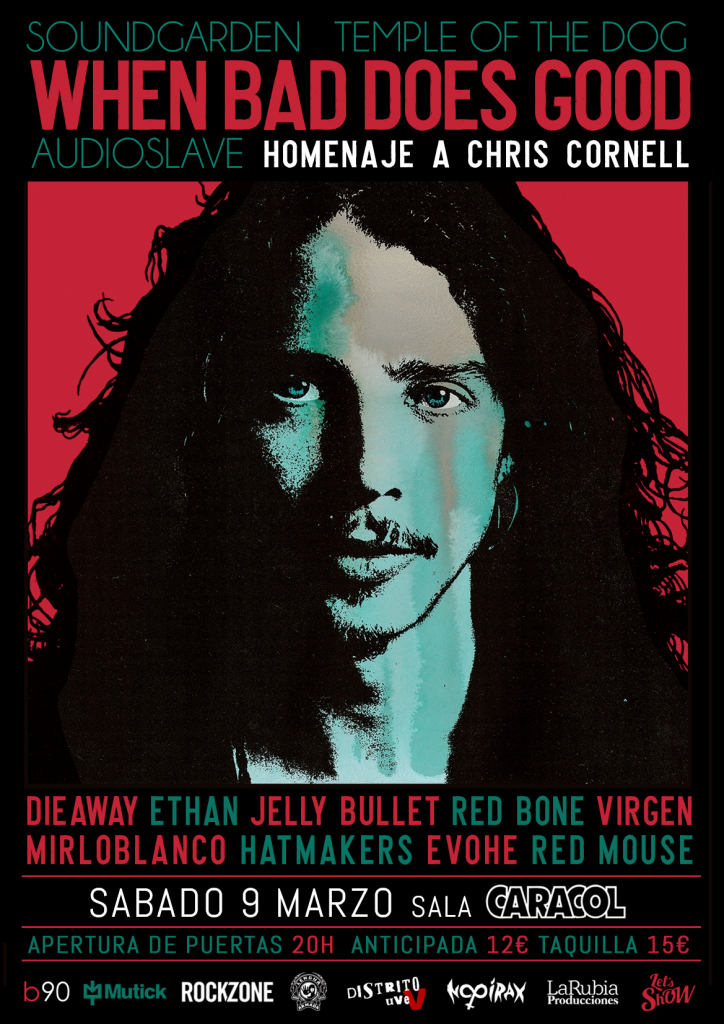 chris cornell homenaje en madrid
