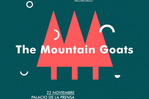 mountain goats en el american autumn