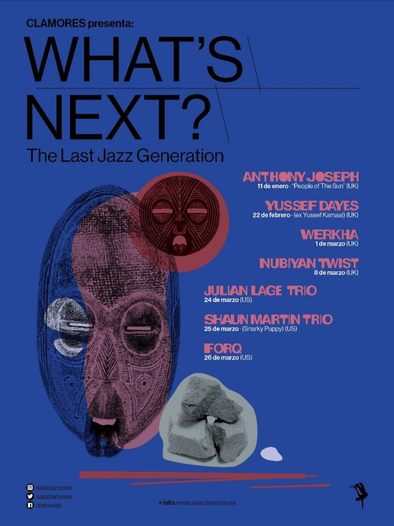 What´s next? el neo jazz llega a la Clamores