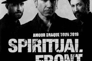 spiritual front en Madrid