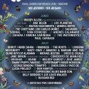 Noches del Botánico cartel 2019